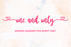 Font Bundle - 20 Handwritten Fonts for Crafters Product Image 3