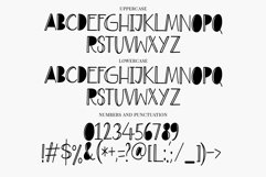 Web Font Forever - a handwritten display font Product Image 4