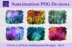 Sublimation PNG Designs - Forest of Stars Images - Set 1 Product Image 1