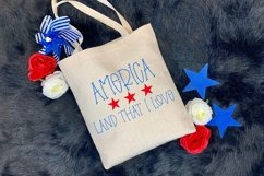 Web Font Fourth Of July - A Quirky Handlettered Font Product Image 4
