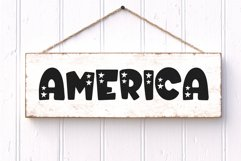July - A Fun Patriotic Font Product Image 6