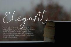 Fanita Pricia - Elegant Script Font Product Image 2
