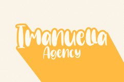 Franches Cute Handwritten Font Product Image 2