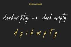 Frank Martin Signature Brush Font Product Image 2