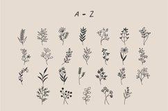 Kembang - Floral Dingbat Product Image 2