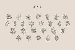 Kembang - Floral Dingbat Product Image 3