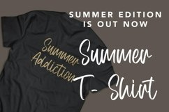 Web Font Frequent - Summer Display Font Product Image 2
