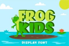 FROG KIDS Product Image 1