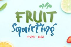 Fruit Squirting Product Image 1