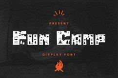 Web Font Fun Camp Font Product Image 1