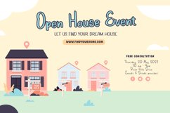 Fun House - Cute Display Font Product Image 5