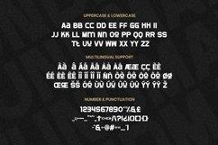 Web Font Fundaman Product Image 4