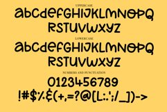 Fundaze - a fun handwritten font Product Image 3
