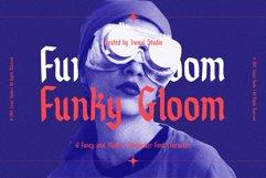 Funky Gloom - Fancy Blackletter Product Image 1