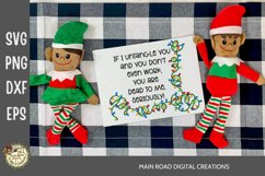 funny christmas quote cut file