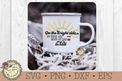 Coffee SVG-Sarcastic Coffee Quote-Funny Humor-Coffee Lover Product Image 3
