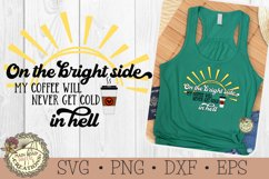 Coffee SVG-Sarcastic Coffee Quote-Funny Humor-Coffee Lover Product Image 4