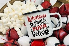 Funny and Sarcastic Christmas SVG Bundle - 10 designs Product Image 5
