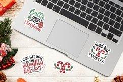 Funny and Sarcastic Chrismtmas sticker bundle Product Image 4