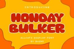 MONDAY BULKER Product Image 1