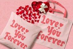 Web Font Galdine - Valentines Font Product Image 5