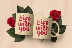 Web Font Galfina - Valentines Font Product Image 2