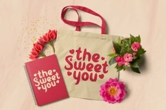 Web Font Galfina - Valentines Font Product Image 3