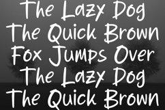 Web Font Gattelon - Handlettering Font Product Image 2