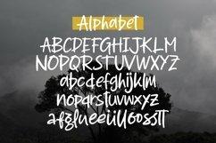 Web Font Gattelon - Handlettering Font Product Image 6