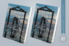 Summer Vacations Calligraphy Font Product Image 6