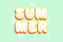 GEMOY - Fun Layered Font Product Image 3