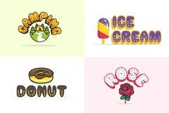 GEMOY - Fun Layered Font Product Image 5