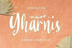 Web Font Gharnis Font Product Image 1