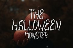 Ghost Day - Halloween Horror Font Product Image 3