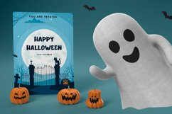 Ghost Coming - Halloween Display Font Product Image 2
