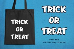 Ghost Coming - Halloween Display Font Product Image 4