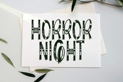 Ghost Mystery - Halloween Scary Font Product Image 2