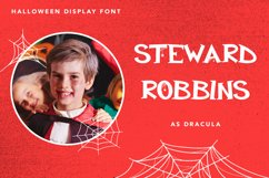 Ghostly Castle - Halloween Display Font Product Image 4
