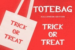 Web Font Ghostly Castle - Halloween Display Font Product Image 4