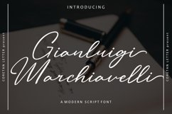 Gianluigi Marchiavelli Product Image 1