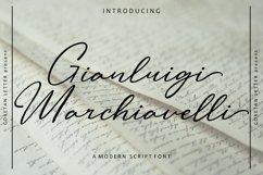 Gianluigi Marchiavelli Product Image 2