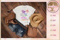 Funny Gigi Svg | Partner In Crime Grandmother Gift Design Product Image 1