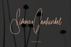 Gilly Fleurs Signature Font Product Image 6