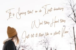 Gilly Fleurs Signature Font Product Image 3