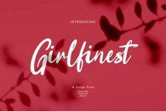 Girlfinest Script Font Product Image 1