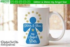 Glitter & Shine my Angel Star Product Image 4