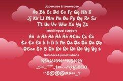 Web Font Giyoline - Valentines Font Product Image 4