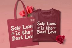Web Font Giyoline - Valentines Font Product Image 2