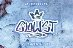 GLOWST Graffiti Font Product Image 1