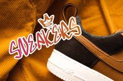 GLOWST Graffiti Font Product Image 5